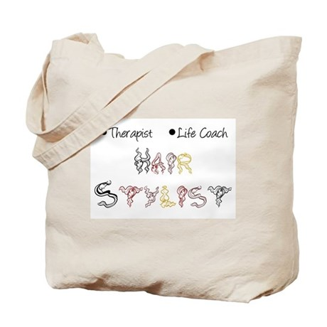 Hair Stylist! Tote Bag