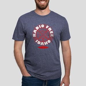 Radio Free Idaho Women's Dark T-Shirt