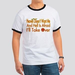 Heaven And Hell Ringer T