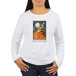 Witchcraft Halloween Women's Long Sleeve T-Shirt