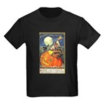 Witchcraft Halloween Kids Dark T-Shirt