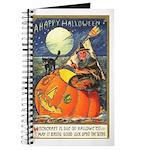 Witchcraft Halloween Journal