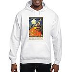 Witchcraft Halloween Hooded Sweatshirt