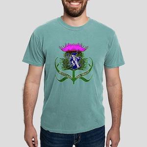 Scottish runner and thistle the brave T-Shirt