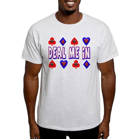Deal Me In Light T-Shirt
