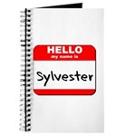 Hello my name is Sylvester Journal