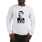 WWRD - Ronald Reagan Long Sleeve T-Shirt