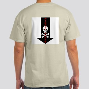 Naughty Pirate Booty Light T-Shirt