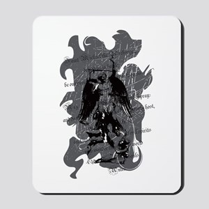 St. Michael: Protection Mousepad