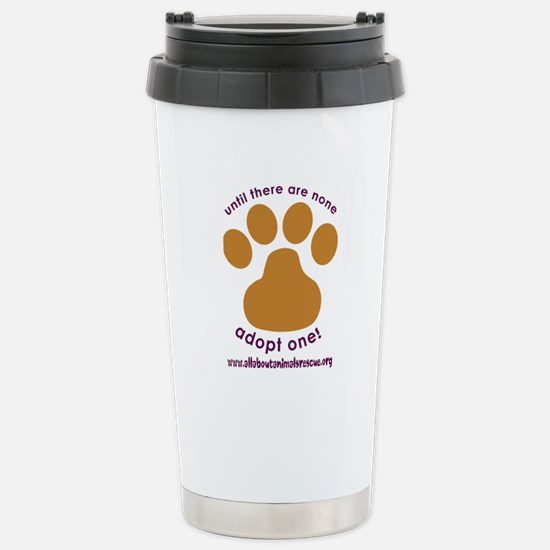 A3R Stainless Steel Travel Mug