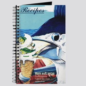 Blue marlin Recipe Journal