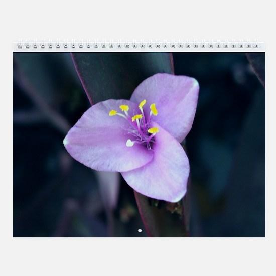 2006 Flowers II - Wall Calendar
