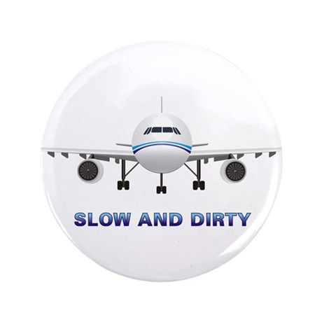 """Slow and Dirty 3.5"""" Button"""