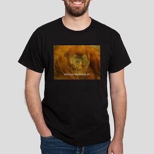 Orangutan - Dark T-Shirt