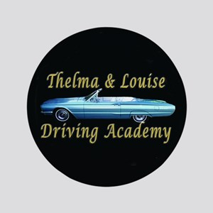"Driving Academy 3.5"" Button"