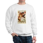 Thanksgiving Menu Sweatshirt
