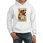 Thanksgiving Menu Hooded Sweatshirt