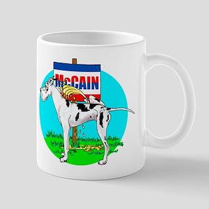 Harle Dane Pi$$ on McCain Mug