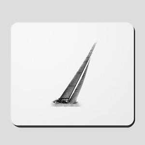 SailCloth's sailboat Mousepad