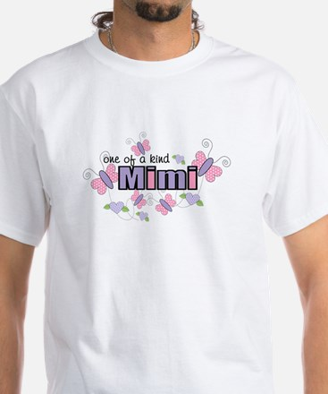 One Of A Kind Mimi White T-Shirt