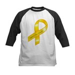 Support Our Schools Kids Baseball Jersey