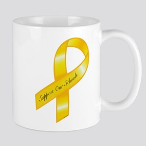 Support Our Schools Mug
