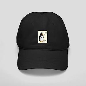 Penguin Antarctica Background Black Cap