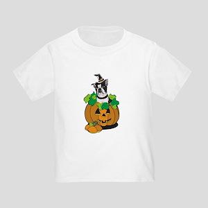 Boston in Pumpkin Toddler T-Shirt