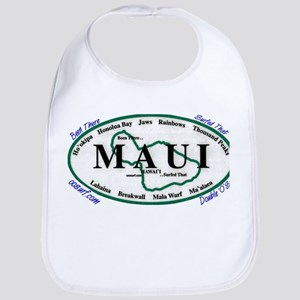 Maui - Been There Surfed That - Bib