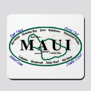 Maui - Been There Surfed That - Mousepad