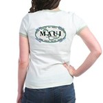 Maui - Been There Surfed That - Jr. Ringer T-Shirt
