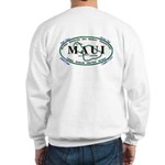 Maui - Been There Surfed That - Sweatshirt