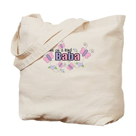 One Of A Kind Baba Tote Bag