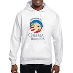 Chihuahuas For Obama Hooded Sweatshirt