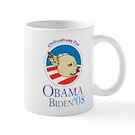 Chihuahuas For Obama Mug