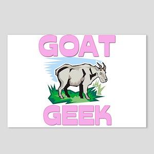 Goat Geek Postcards (Package of 8)