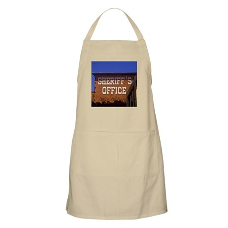 Law and Order BBQ Apron