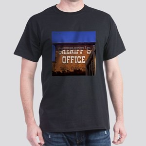 Law and Order Dark T-Shirt