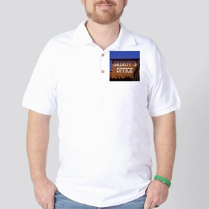 Law and Order Golf Shirt