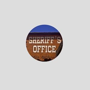 Law and Order Mini Button