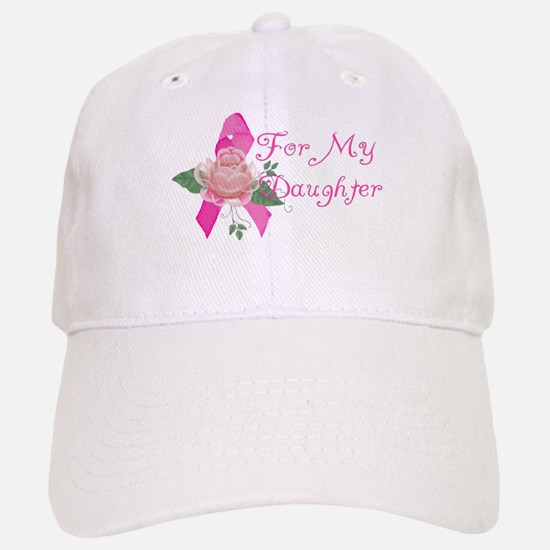 Breast Cancer Support Daughter Baseball Baseball Cap