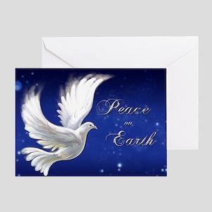 """Peace"" Greeting Card"