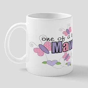 One of a Kind MawMaw Mug