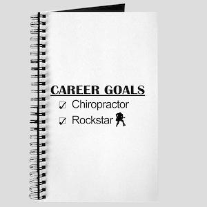 Chiropractor Career Goals Rockstar Journal