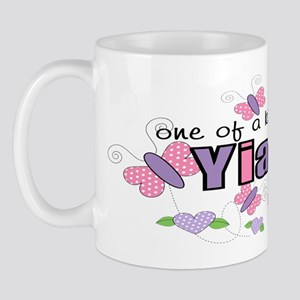 One of a Kind YiaYia Mug