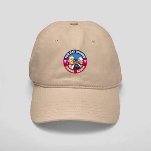 Obama-Biden Gay Pride 33 Cap