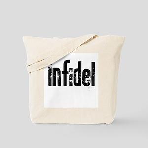 Infidel ~  Tote Bag