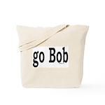 go Bob Tote Bag