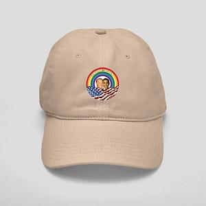 Obama-Biden Gay Pride 36 Cap