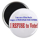 NO VOTE #3 Magnet